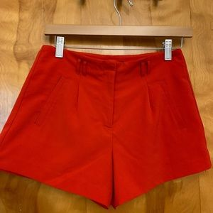 FOREVER21 Red Shorts